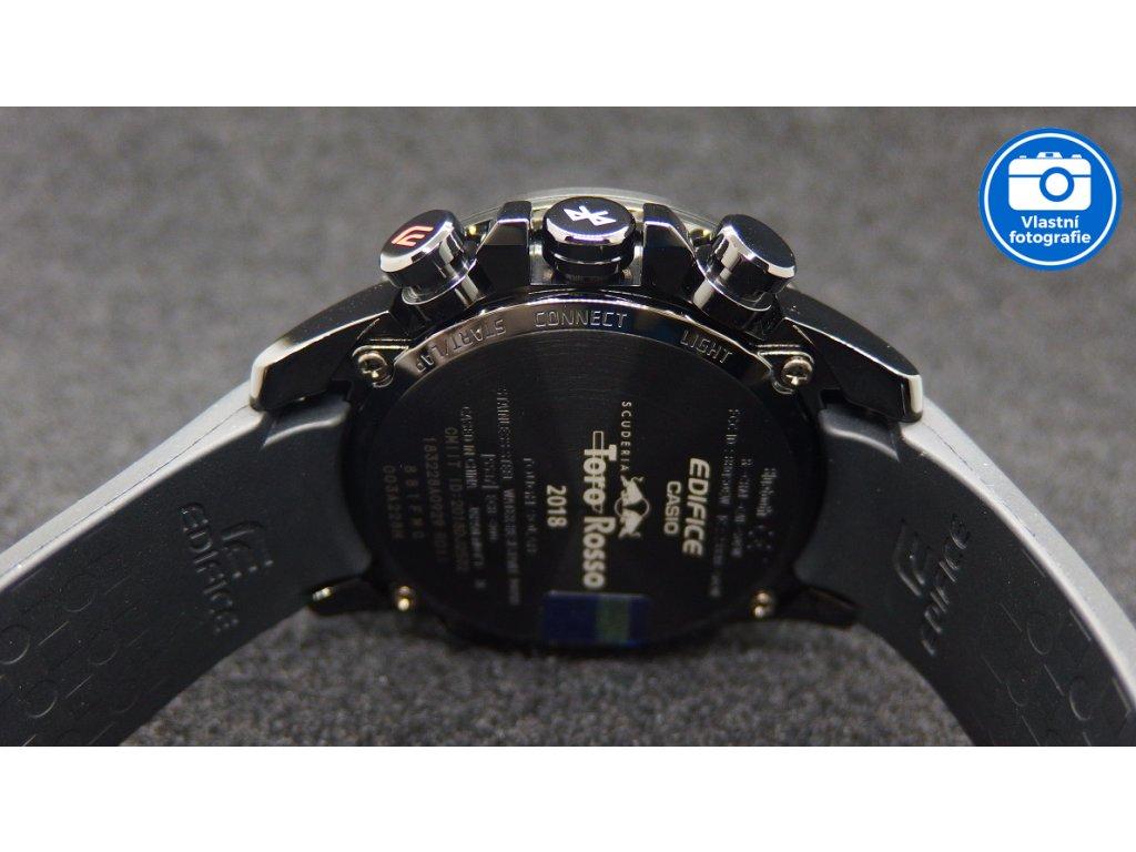 dcbabf7859b CASIO ECB 800TR-2A + box na hodinky v hodnotě 1290