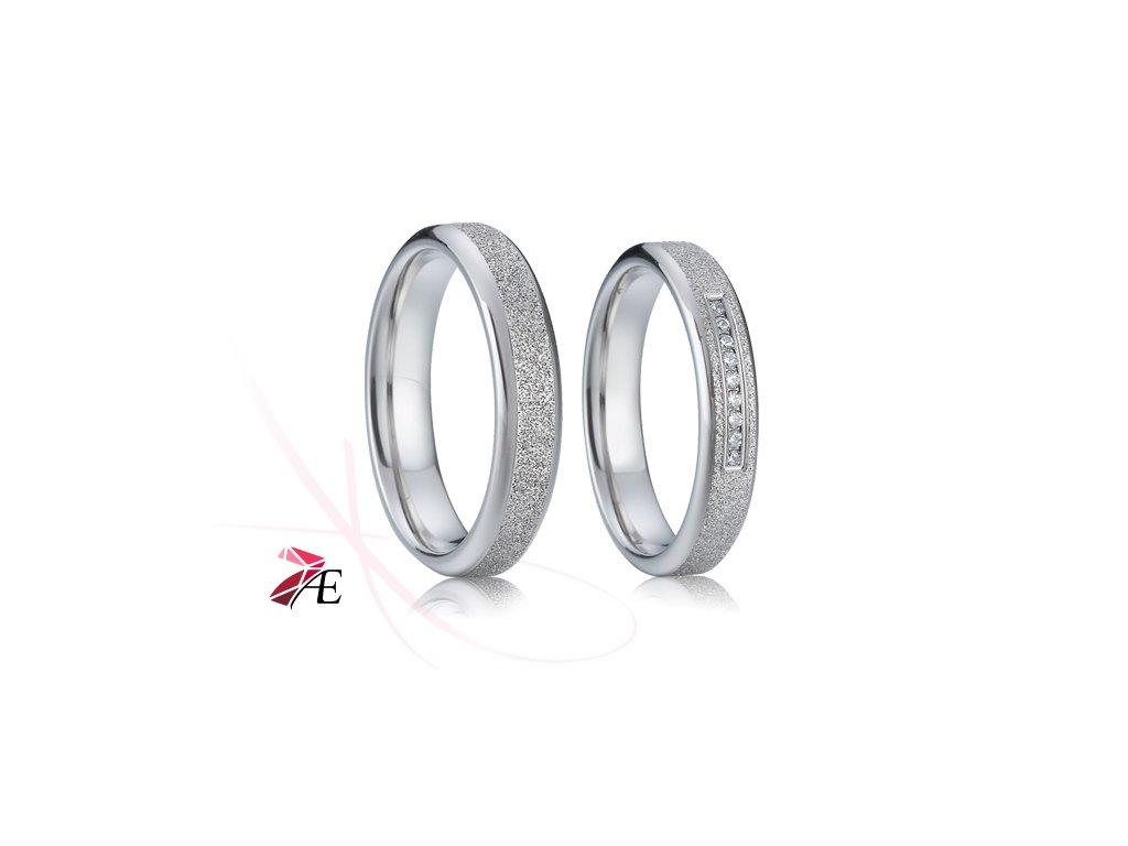 Ocelov snubn prsteny 003 miroslav a krasomila for 4 4422 c