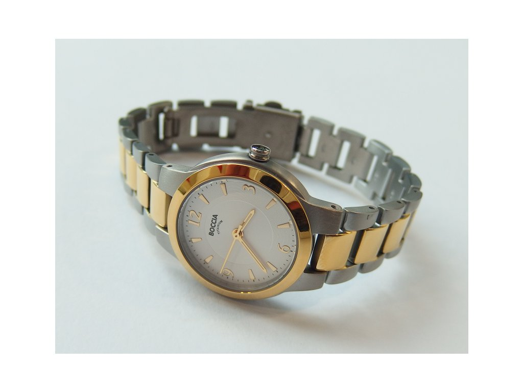 BOCCIA TITANIUM 3175-03 BOCCIA TITANIUM 3175-03. Dámské titanové hodinky ... 4a12bc4110