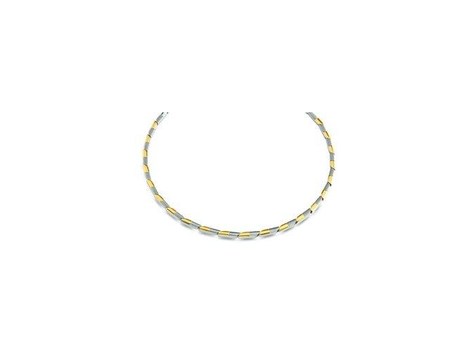 Náhrdelník BOCCIA TITANIUM 08004-02