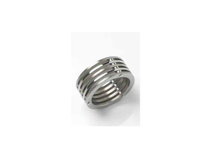 Prsten BOCCIA TITANIUM 0125-01