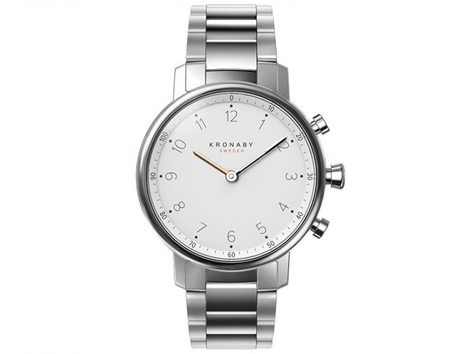kronaby vodotesne connected watch nord a1000 0710 14406495