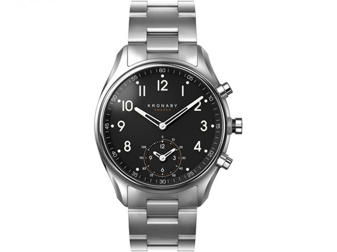 kronaby vodotesne connected watch apex a1000 1426 14406465