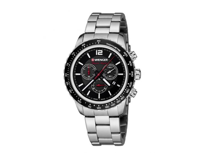 Wenger 01.0853.107 Roadster Chrono Black Night