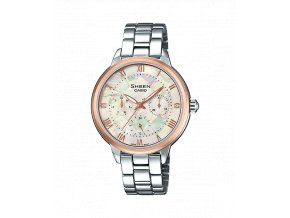 CASIO SHEEN SHE 3055SG 7A