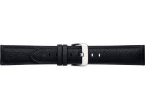 Černý kožený řemínek Condor 632R.01