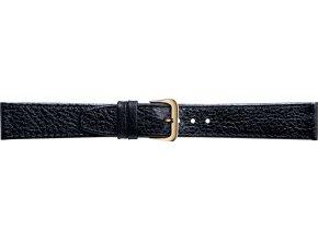 Černý kožený řemínek Condor 086R.01