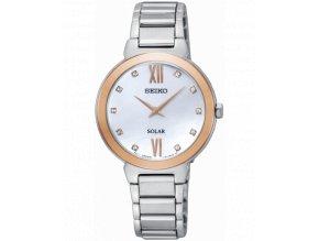 Dámské solární hodinky SEIKO 8dd375087bb