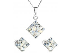 SOUPRAVA SE SWAROVSKI ELEMENTS 39126.3 LIGHT SAPPHIRE