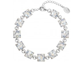 NÁRAMEK SE SWAROVSKI ELEMENTS 33047.3 LIGHT SAPPHIRE