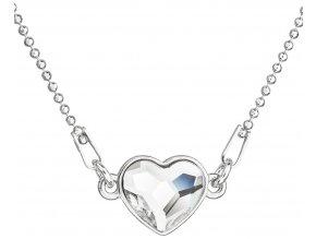 NÁHRDELNÍK SE SWAROVSKI ELEMENTS 32061.1 krystal