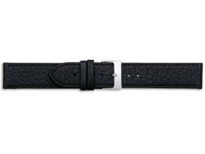 Černý kožený řemínek Condor 348R.01