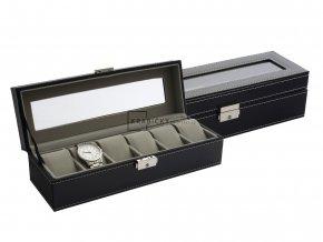 Šperkovnice na hodinky SP-9372/A25