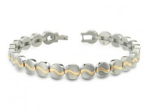 boccia titanium modni titanovy naramek 03023 02