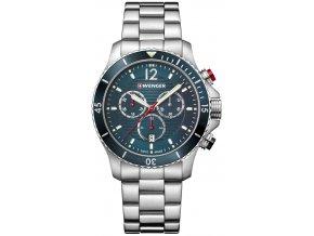 wenger sea force quartz chronograph 010643115