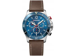 wenger sea force quartz chronograph 010643116