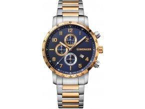wenger attitude quartz chronograf 011543112