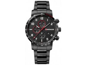 wenger attitude quartz chronograph 011543115