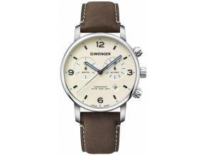 wenger urban metropolitan quartz chronograph 011743111