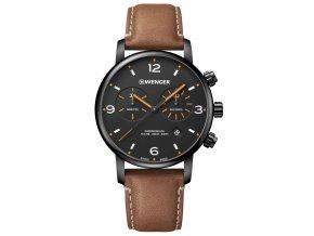 wenger urban metropolitan quartz chronograph 011743113