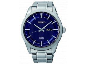 Pánské solární hodinky SEIKO 11c9f60b683
