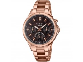CASIO SHEEN SHE 3047PG 5AUER