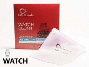 Connoisseurs čistící utěrka na hodinky CN 1031W