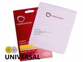 Connoisseurs univerzální čistící utěrka na šperky CN 1032