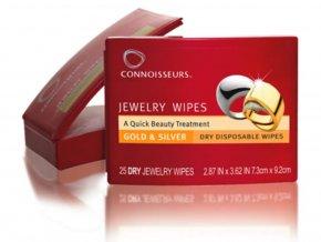 Connoisseurs univerzální čistící ubrousky na šperky CN 1033