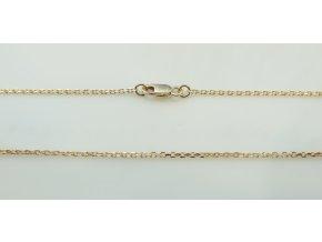Zlatý řetízek - žlutý (ankr)