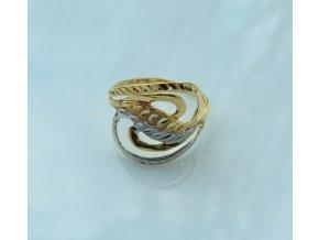 Zlatý prsten - žlutý