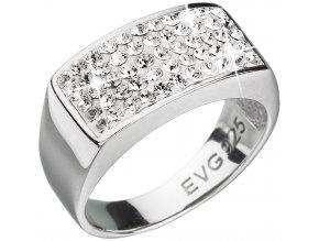 Prsten se Swarovski ELEMENTS 35014.10 krystal