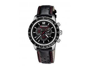 Wenger 01.0853.105 Roadster Chrono Black Night