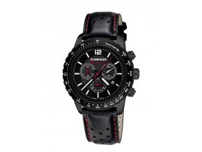 Wenger 01.0853.108 Roadster Chrono Black Night