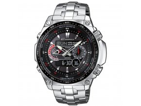 CASIO ECW M300EDB-1A  + box na hodinky v hodnotě 590,- ZDARMA