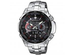 CASIO ECW M300EDB-1A  + box na hodinky v hodnotě 690,- ZDARMA