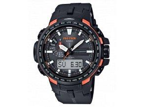 CASIO PRW 6100Y-1   + hodinky G-SHOCK v hodnotě 2790,- ZDARMA