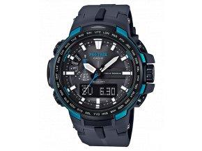 CASIO PRW 6100Y-1A  + pánské hodinky CASIO v hodnotě 1490,- ZDARMA