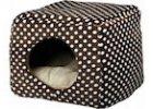 Textilní boudy a kukaně do bytu pro psy