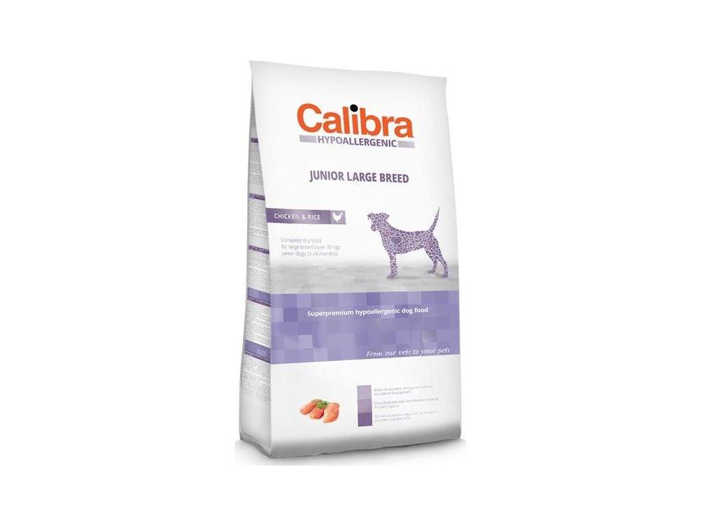 Calibra Dog HA Junior Large Breed Chicken NOVÝ 3 kg