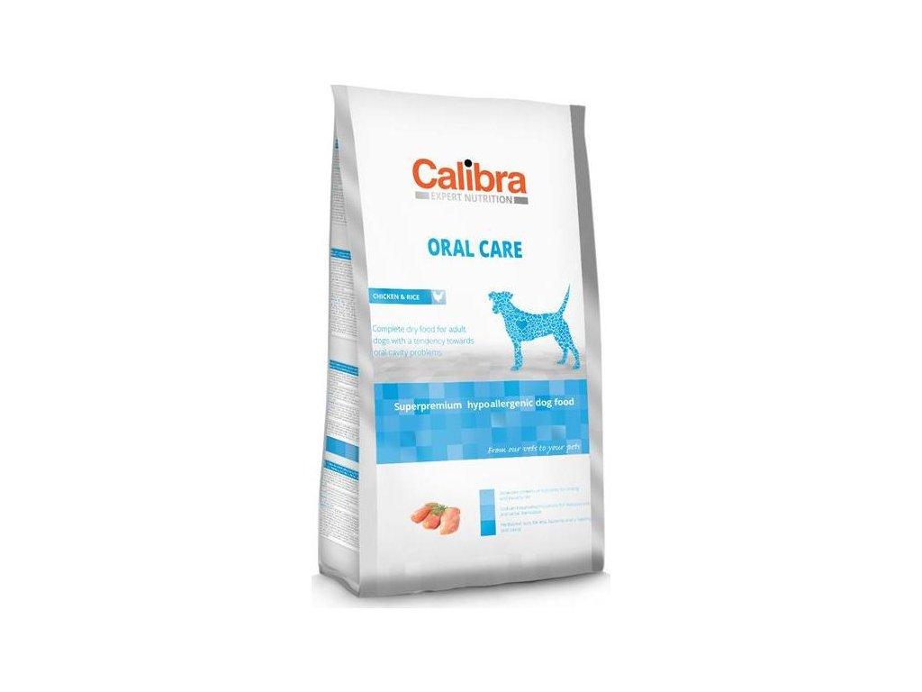 Calibra Dog EN Oral Care NOVÝ 2 kg