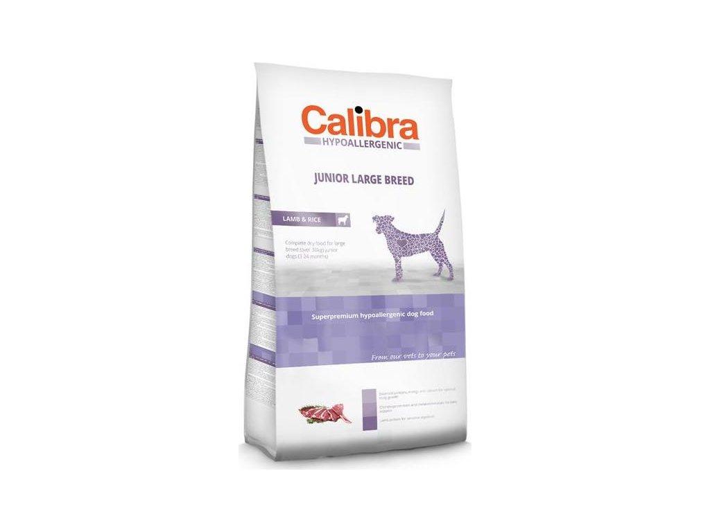 Calibra Dog HA Junior Large Breed Lamb NOVÝ 14 kg