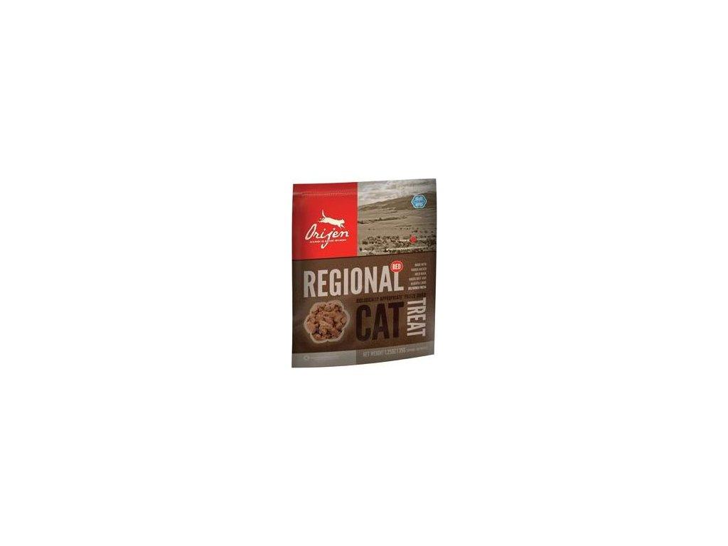 Orijen Cat  pochoutka Regional Red 35g