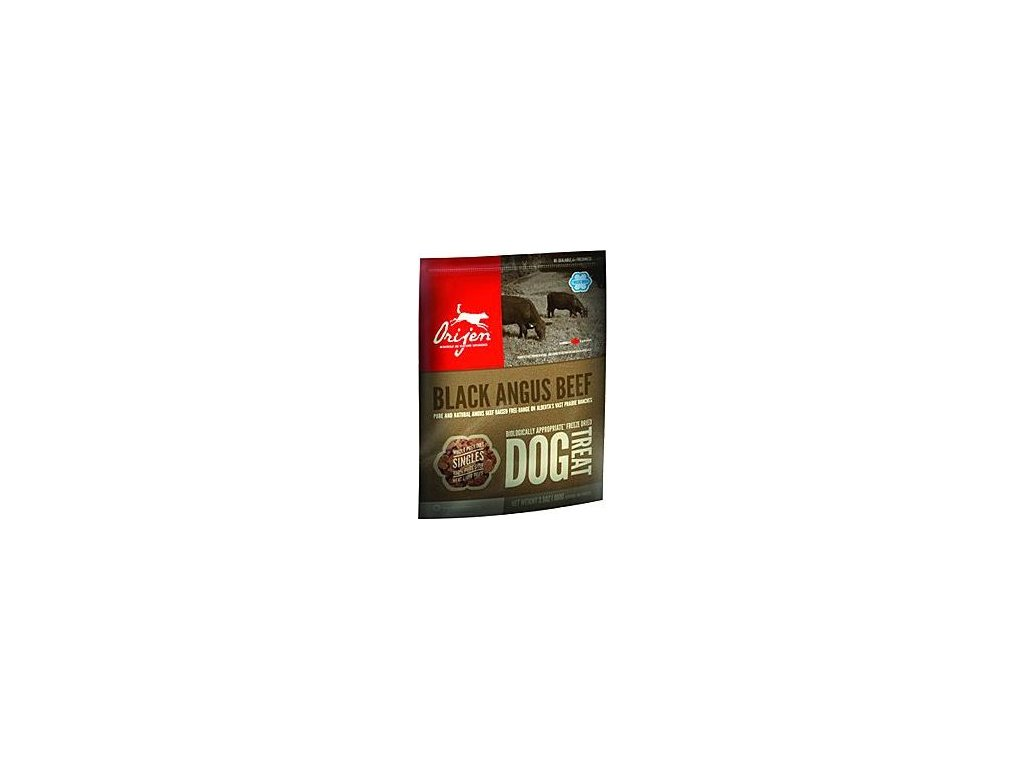 Orijen Dog  pochoutka F-D Black Angus Beef  56,7g