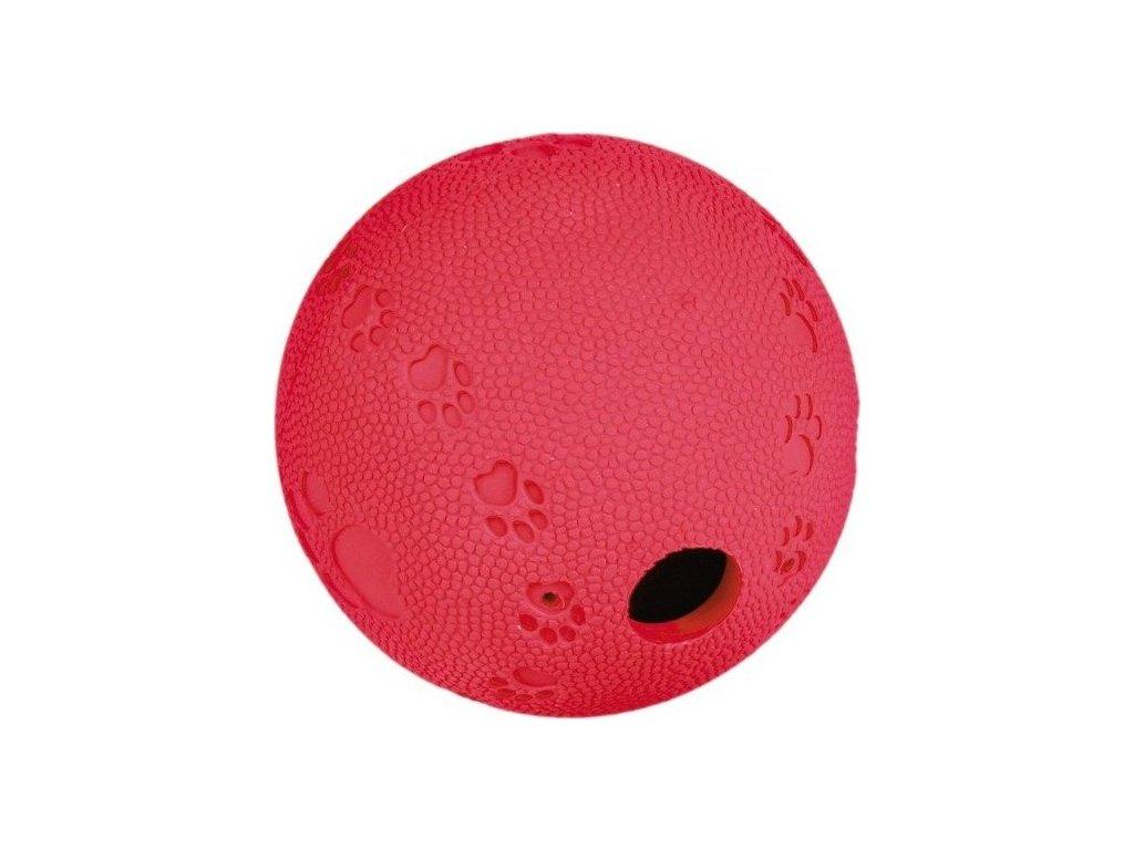 Labyrint-Snacky míč na pamlsky tvrdá guma 9 cm TRIXIE