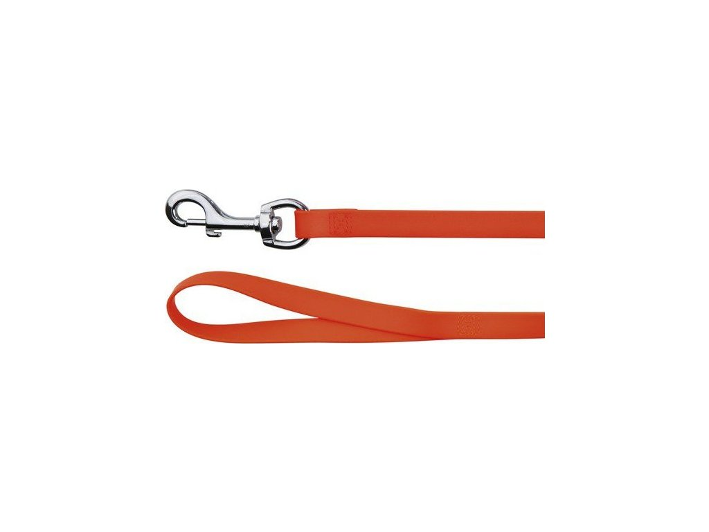 Easy Life vodítko PVC S-XL 1,00 m/17 mm neon oranžová