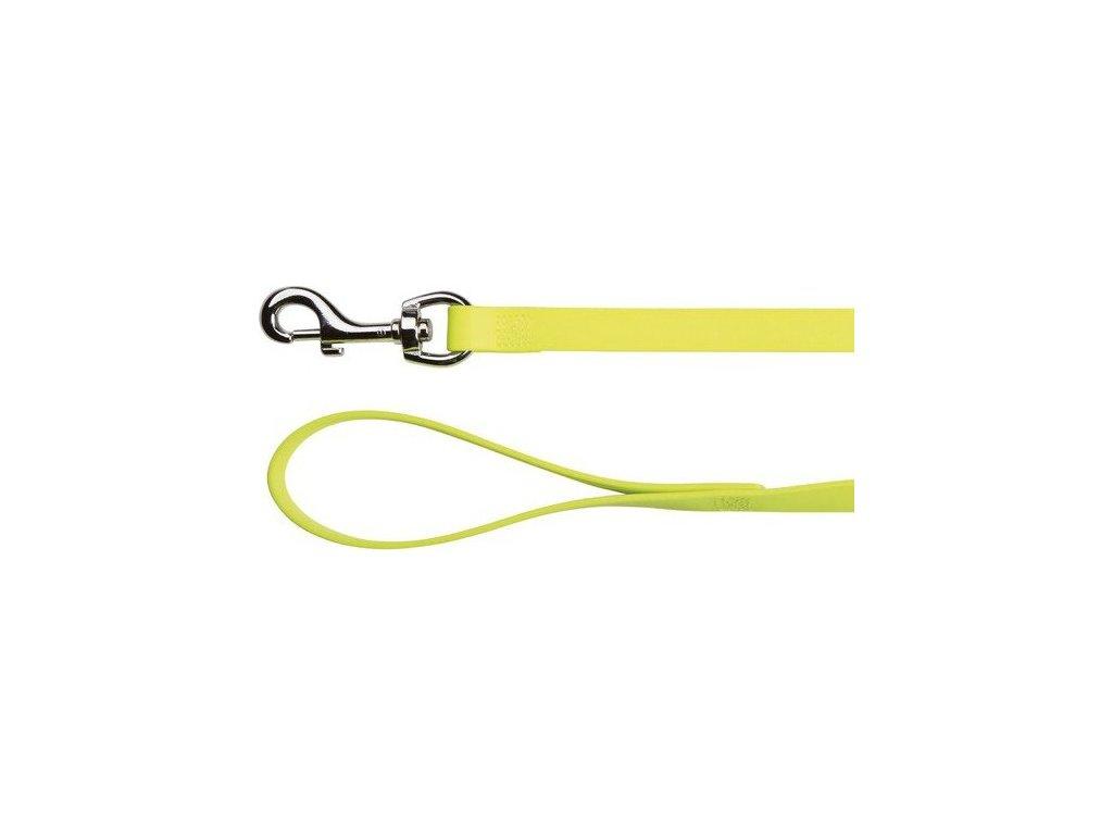 Easy Life vodítko PVC S-XL 1,00 m/17 mm neon žluté