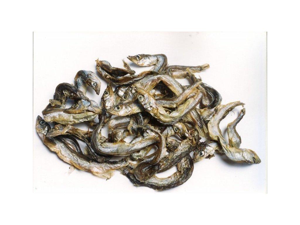 Rybičky sušené Šproty 8-10cm 50g Trixie