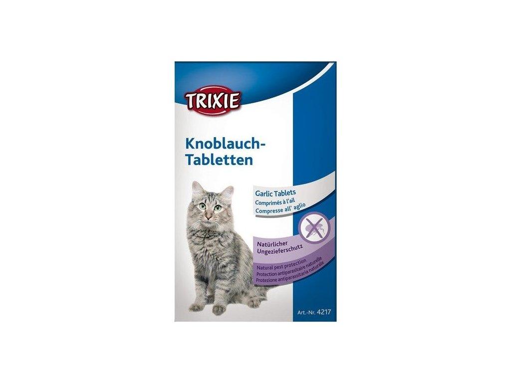 Knoblauch - tablety proti vnitřním parazitům 50g TRIXIE