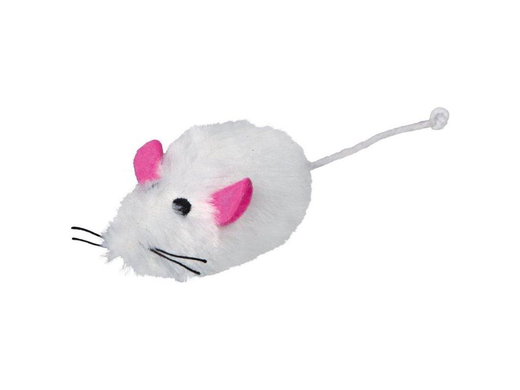 Myš velká v dóze 9cm 48ks